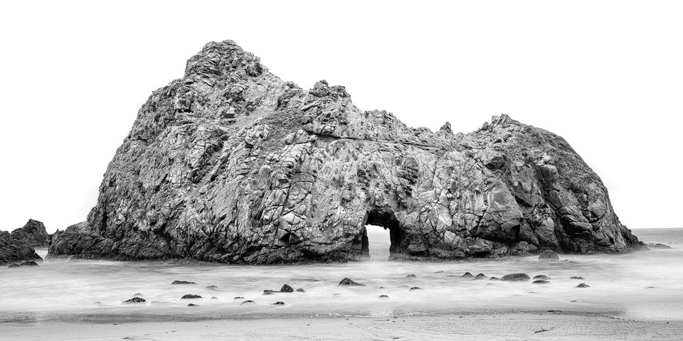 Fine, Art, Limited, Edition, Pfeiffer Beach, Big Sur, State Park, Central Coast, mini Yosemite, nature, rock, architecture, waves, crash, castle, drawbridge, doorway, California, Monterey County, natu