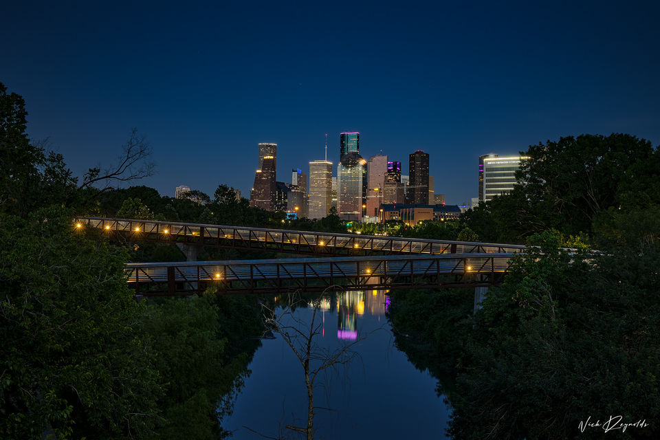 houston,texas,sun set,city, limited edition fine art, print, bayou city